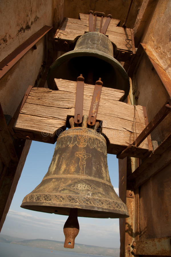 Free Church Bells Royalty Free Stock Photography - 24744637