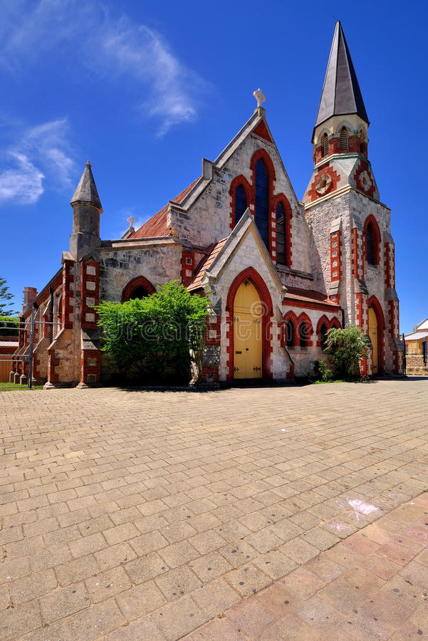 Download Church With Blue Sky As Background Stock Image - Image: 28725681