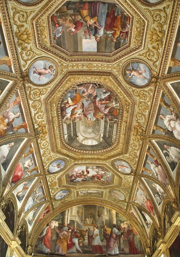 Church of Certosa di San Martino.naples, italy