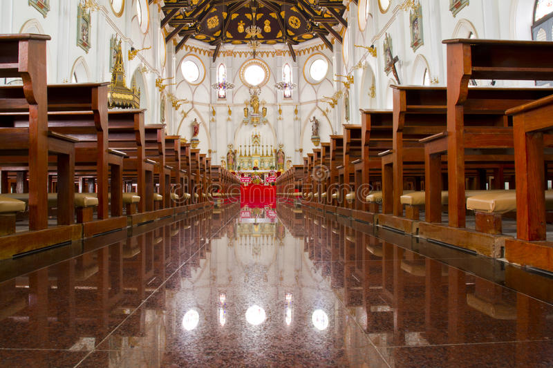 Church Of Christ Royalty Free Stock Photography