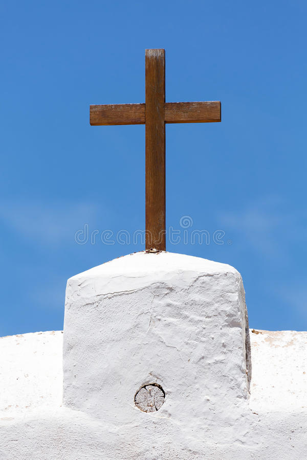 Church Cross Royalty Free Stock Photo