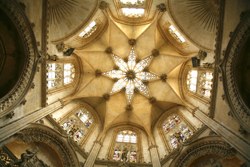Church cupola stock photos