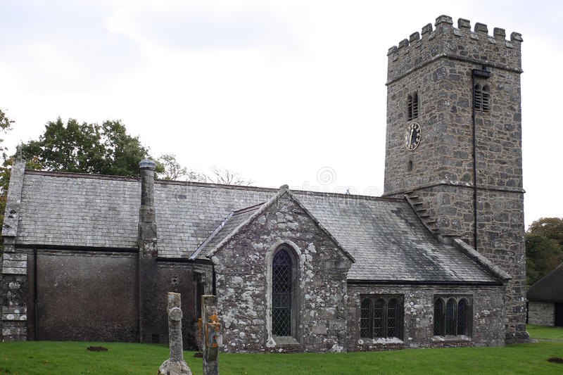Download Church On Dartmoor, Devon, England Stock Photo - Image: 17411034