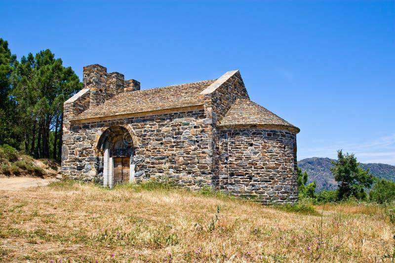 church de miquel romanesque sant στοκ εικόνες με δικαίωμα ελεύθερης χρήσης