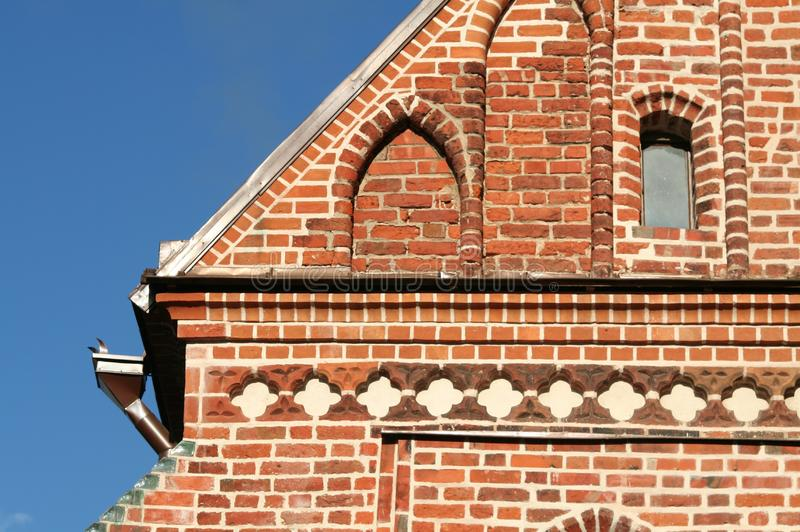 Download Church detail stock photo. Image of repaired, history - 1251428