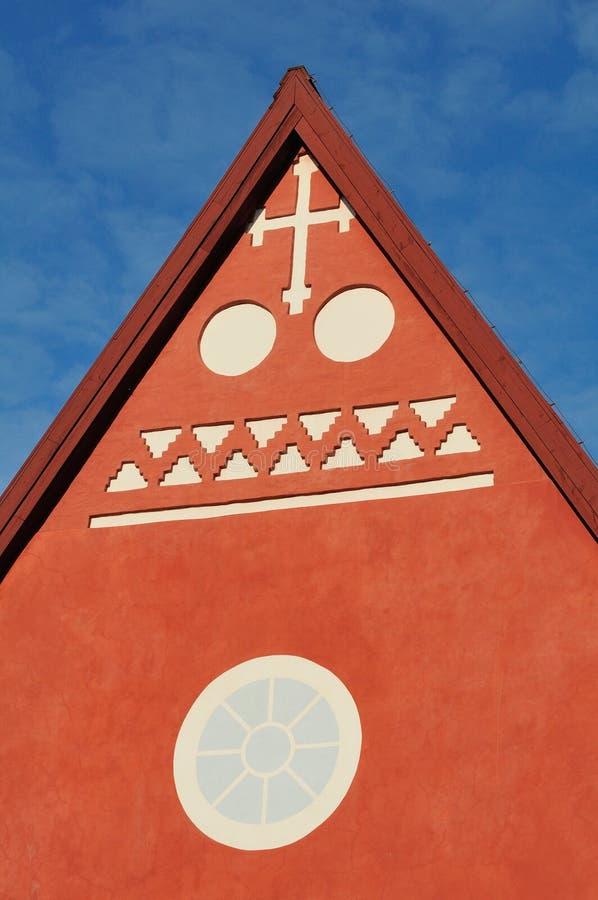 Church Detail Stock Photo