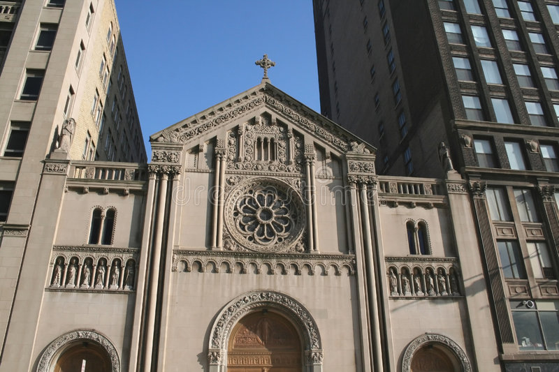 Download Church In Detroit Royalty Free Stock Photos - Image: 1573708