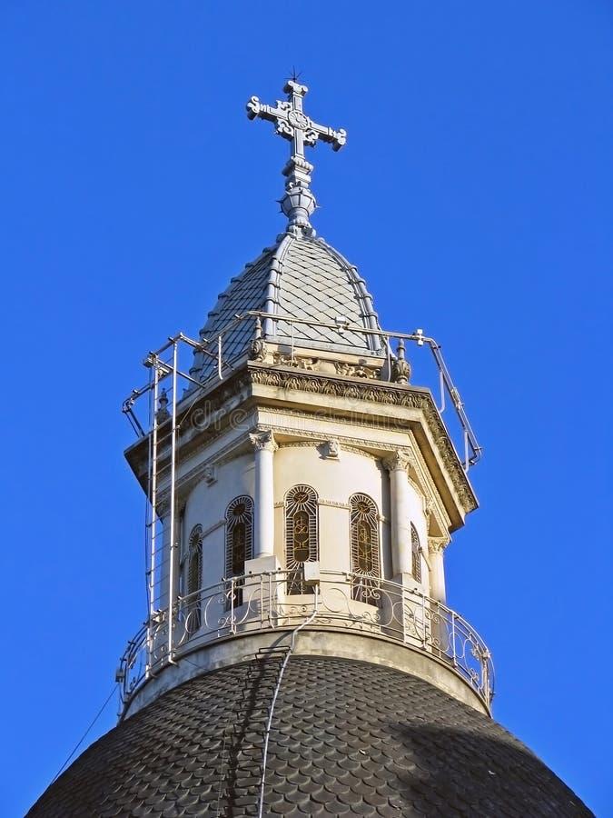 Download Church dome stock photo. Image of ornate, landmark, duomo - 14985274