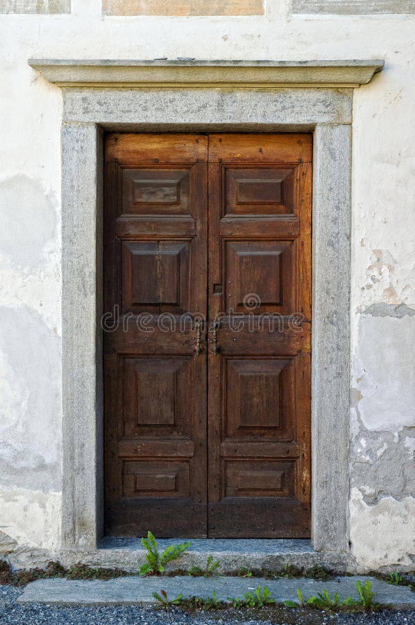 Free Church Door Royalty Free Stock Photography - 12178237
