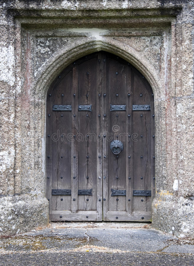 Free Church Door Royalty Free Stock Image - 16529596