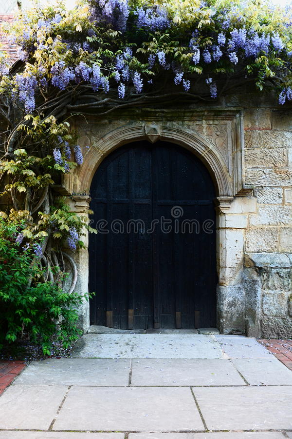Free Church Door Royalty Free Stock Images - 40856239