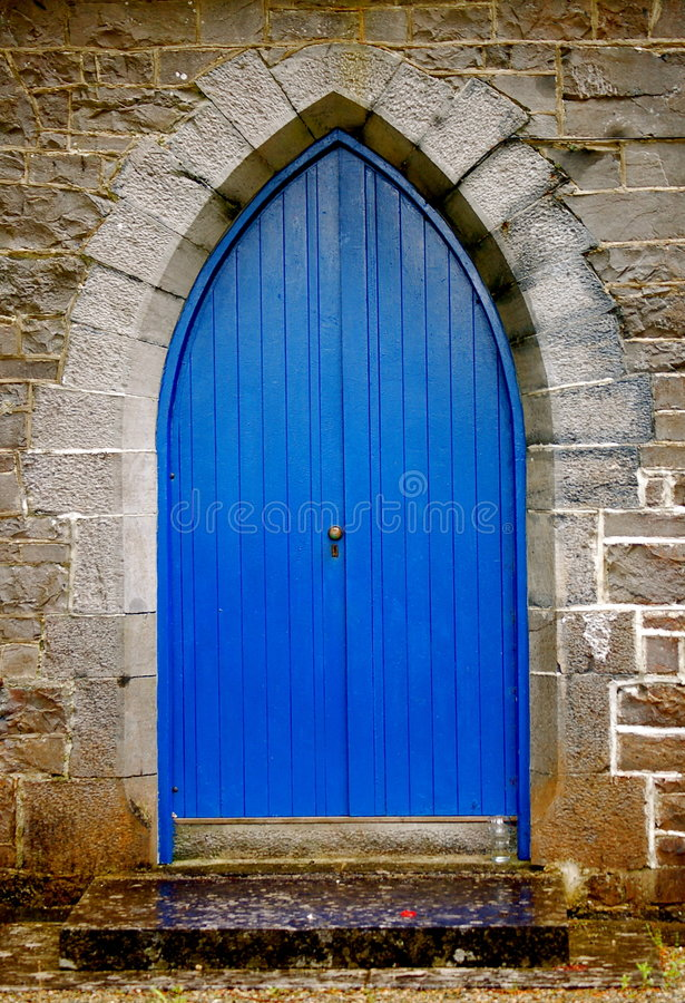 Free Church Door Royalty Free Stock Photography - 5381327