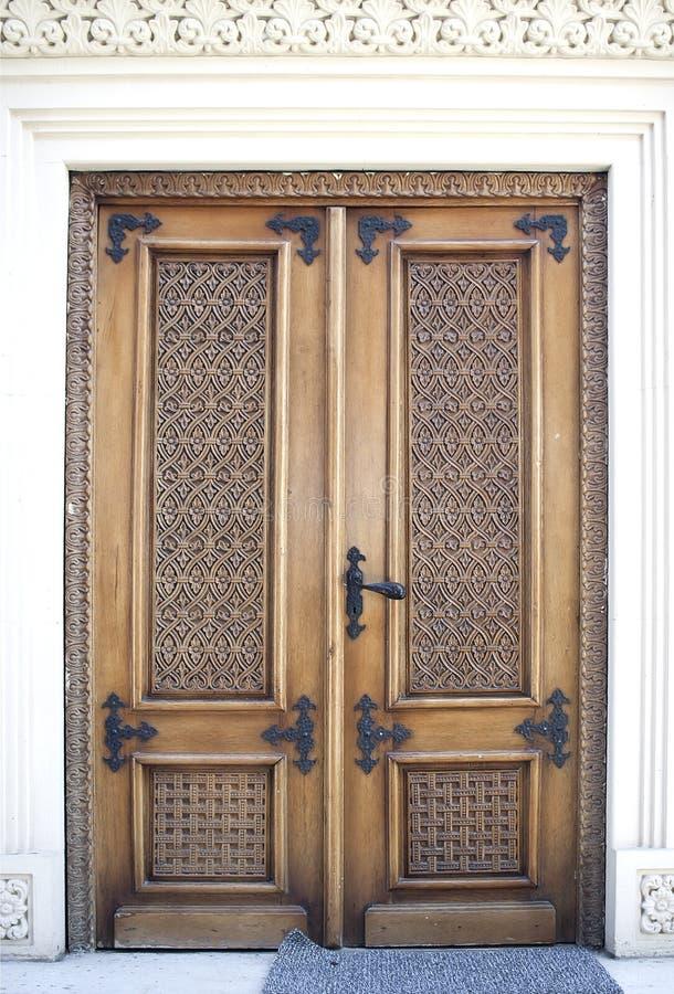Church Door Stock Image Image Of Wood Entry Door Carving 76753311