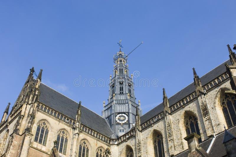 Church facade royalty free stock images