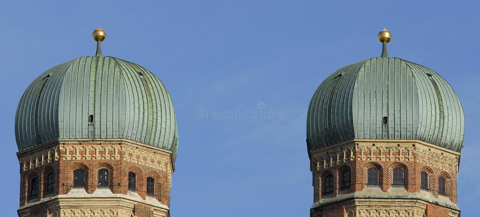 Download The Church Frauenkirche In Munich In Bavaria Stock Image - Image: 18341925