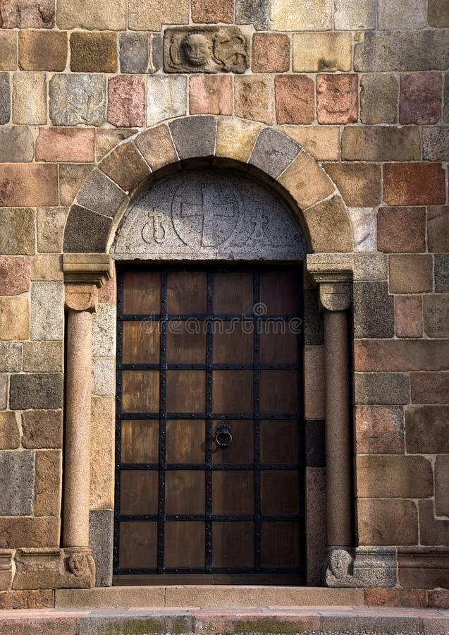 Download Church gate stock image. Image of solid, massive, granite - 1493853