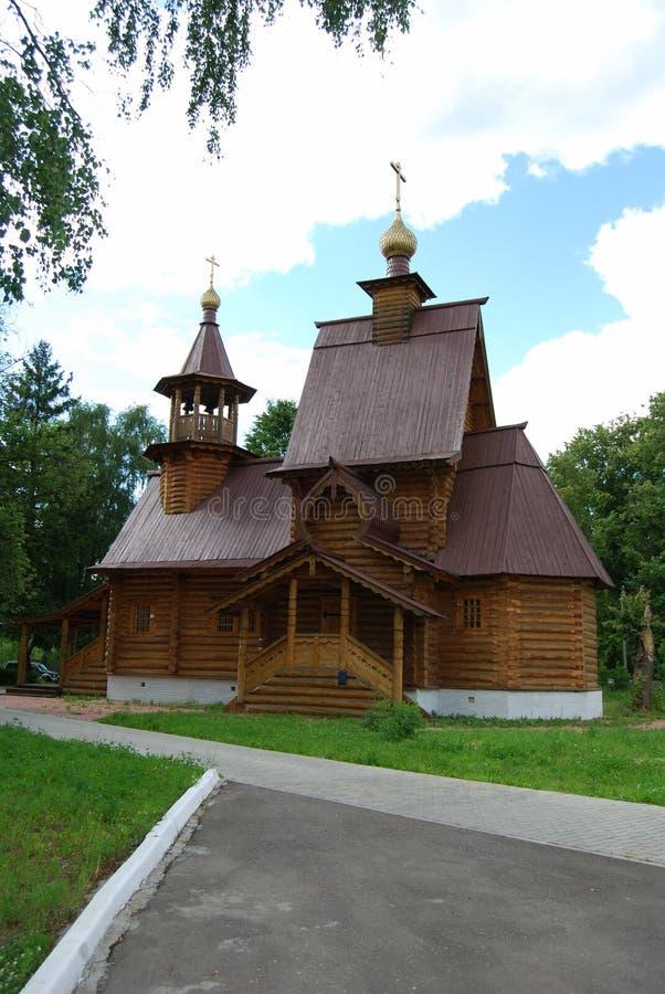 Church of Hierarch Nikolay stock photo