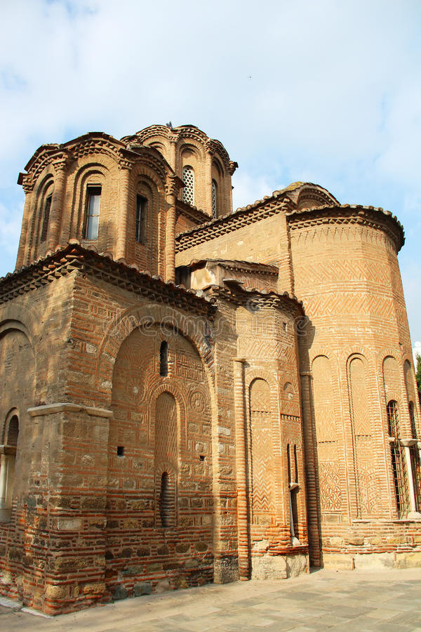 Download Church Of The Holy Apostles, Thessaloniki, Greece Stock Image - Image: 29780557