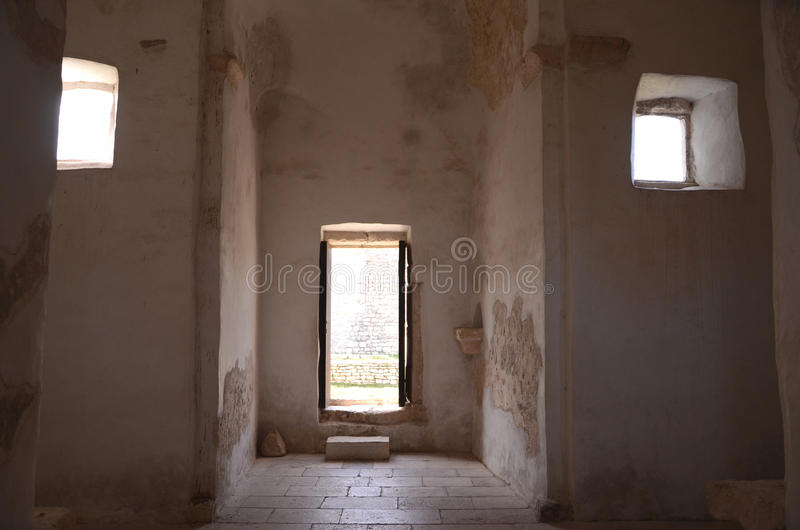 Church Of The Holy Cross, Interior Stock Image
