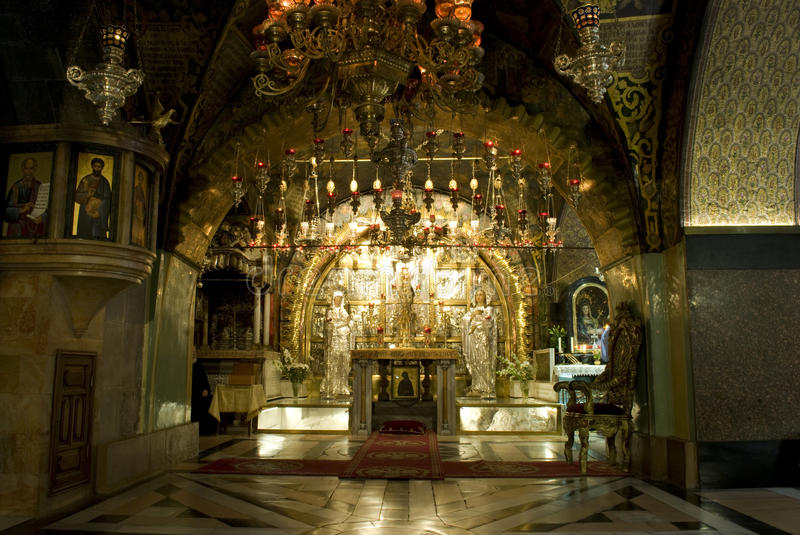 Download Church Of The Holy Sepulchre, Jerusalem Stock Image - Image: 15638589