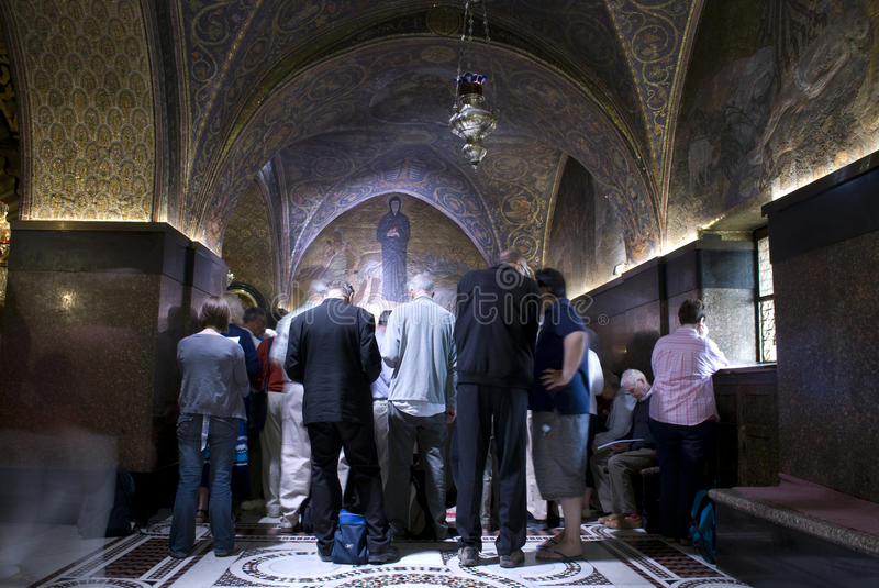 Download Church Of The Holy Sepulchre, Jerusalem Editorial Stock Photo - Image: 17103983