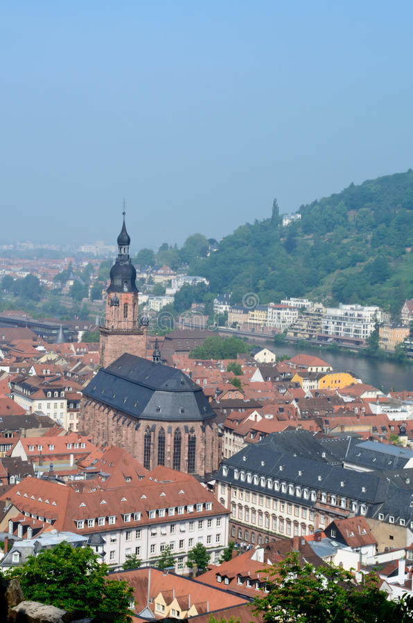 Download Church Of Holy Spirit In Heidelberg Royalty Free Stock Photos - Image: 25504908