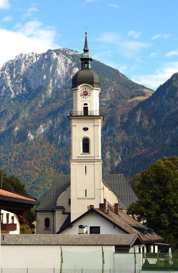 Free Church In Kiefersfelden Royalty Free Stock Photo - 4008525