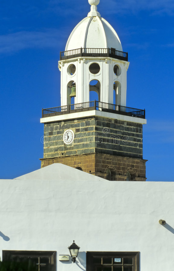 Free Church In Teguise No.1 Stock Image - 3853771
