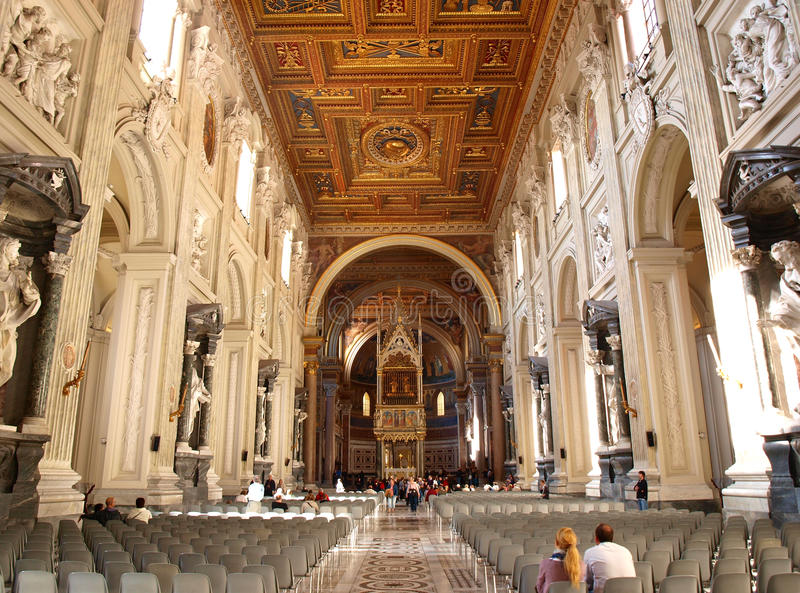 Download Church Interior Editorial Photography - Image: 16592887