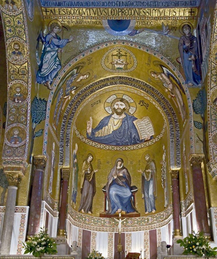Church interior 2 stock photos