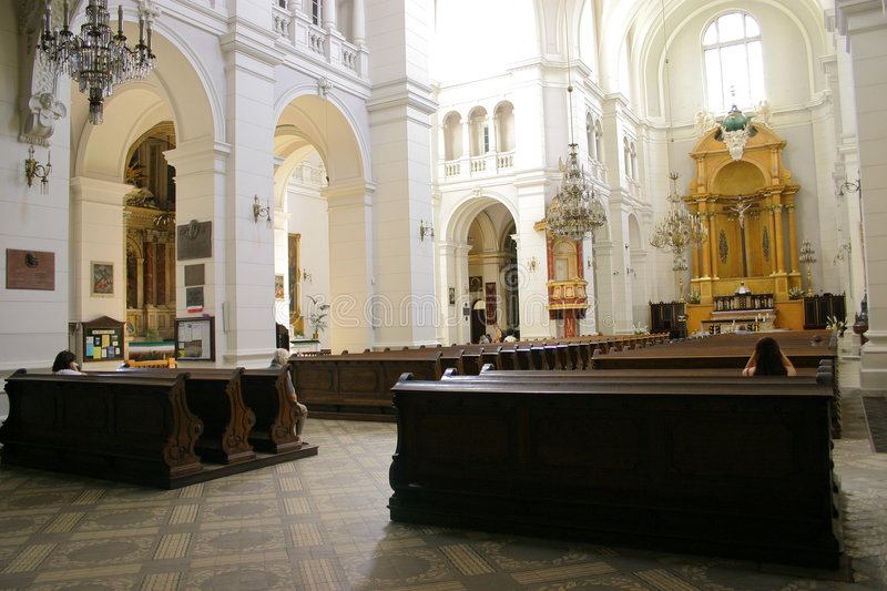 Download Church Interior Stock Photography - Image: 5481042