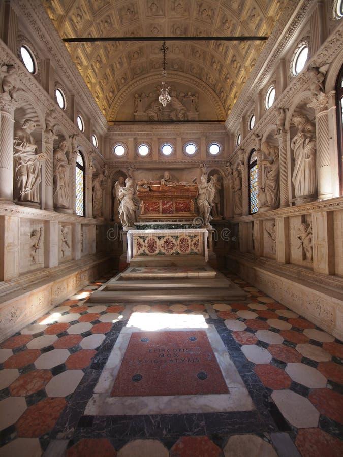 Church interior at Trogir