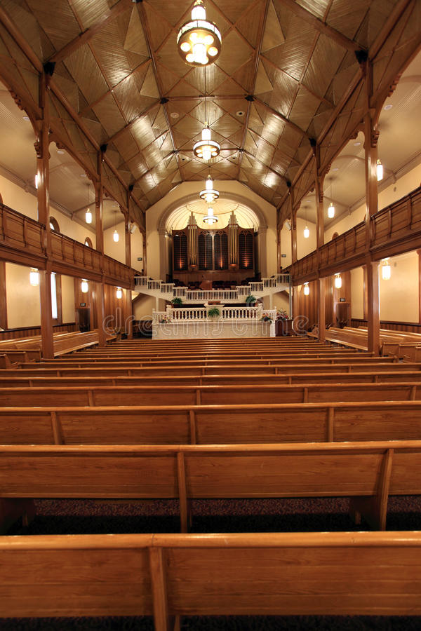 Download Church Internal stock image. Image of corner, fold, christian - 15206723