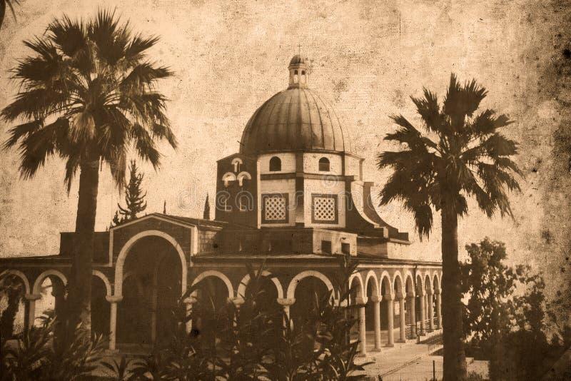 Church Israel stock illustration