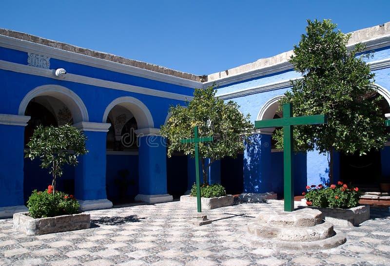 Download Church La Compania, Arequipa, Peru Stock Photo - Image: 27302362