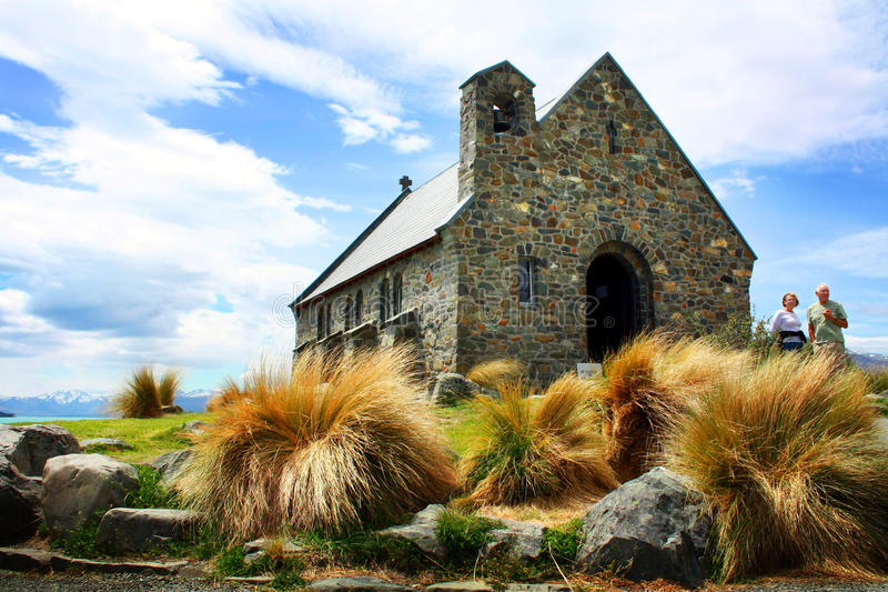 Download Church In Lake Tekapo, New Zealand Editorial Photo - Image: 17115011