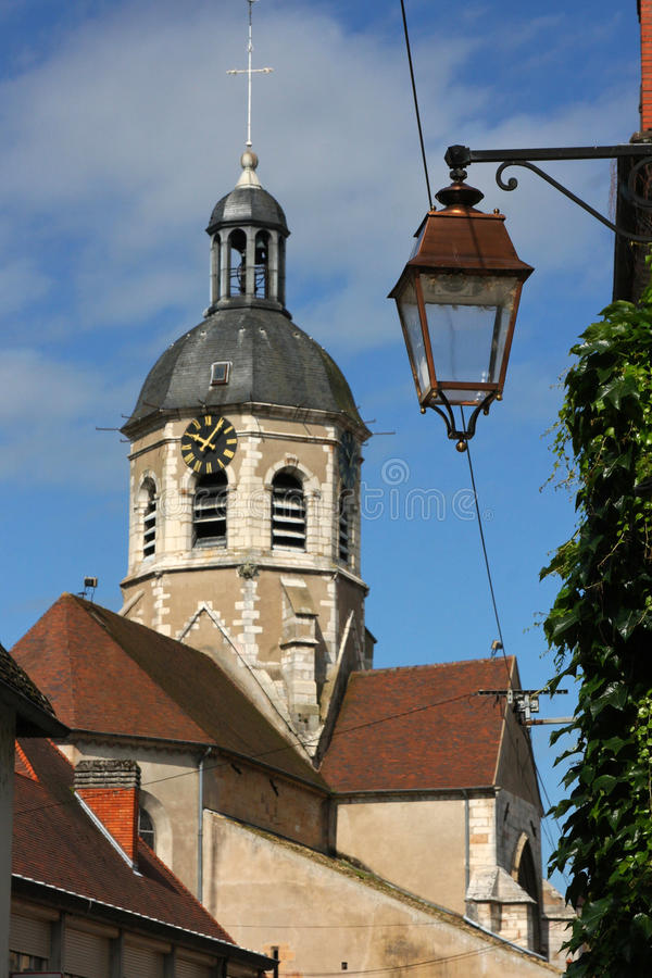 Download Church and lamp stock image. Image of church, street - 14858497