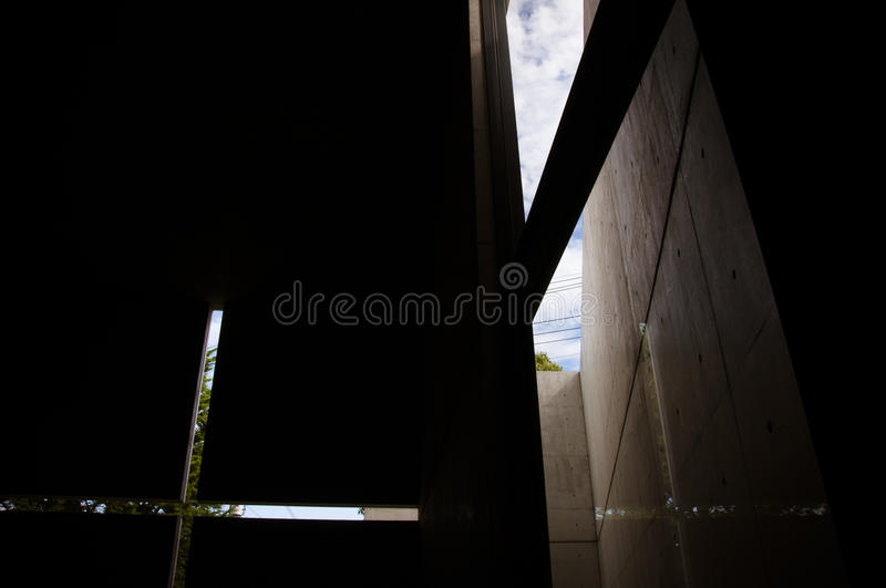 Download Church of The Light stock photo. Image of architecture - 32864704