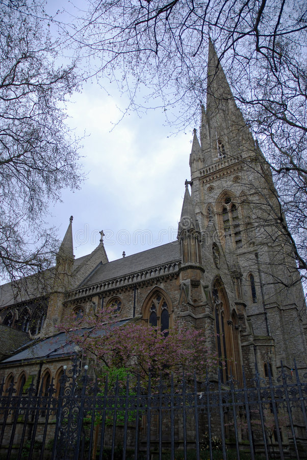 Download Church In London Stock Photo - Image: 8962430