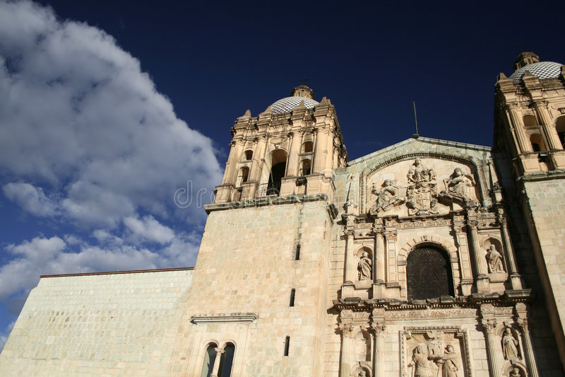 Church - Mexico stock image