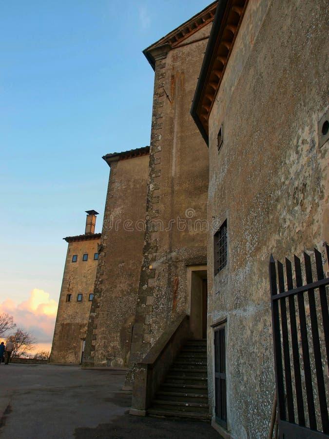 Download Church On Mount Senario Tuscany Stock Photo - Image: 7016032
