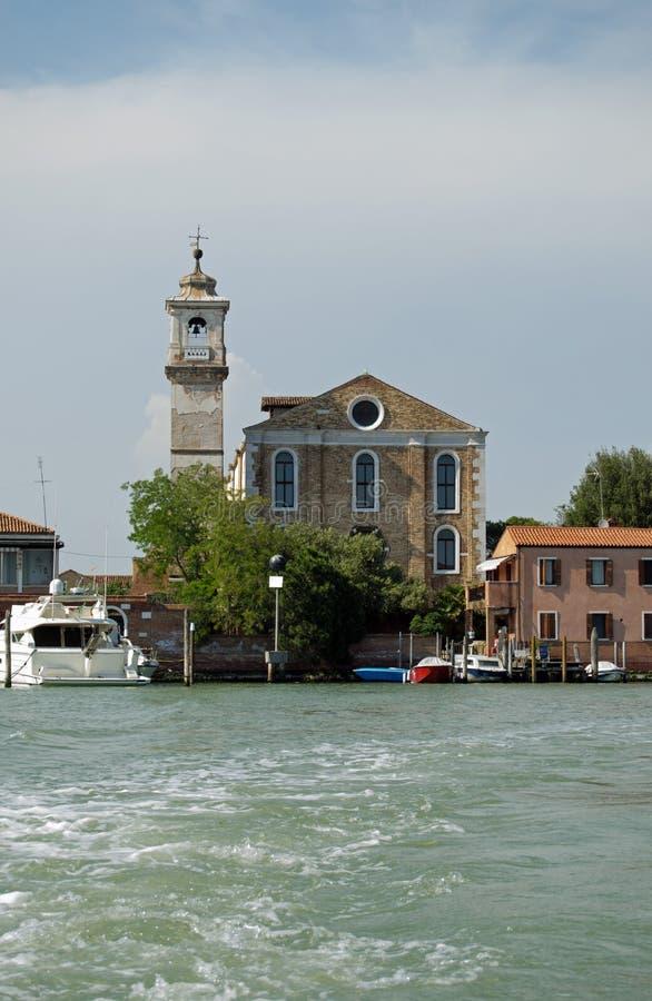 Download Church, Murano stock image. Image of degli, exterior - 34546605