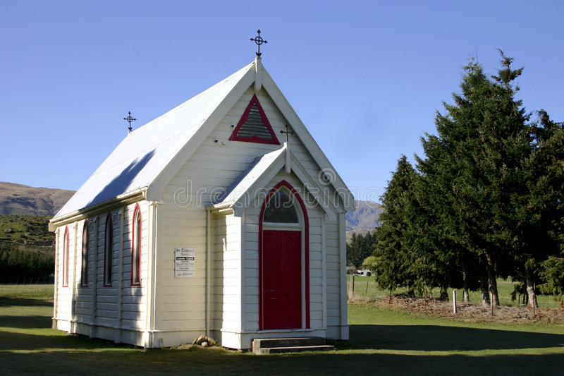 Download Church in New Zealand stock image. Image of peaceful, religious - 2560335