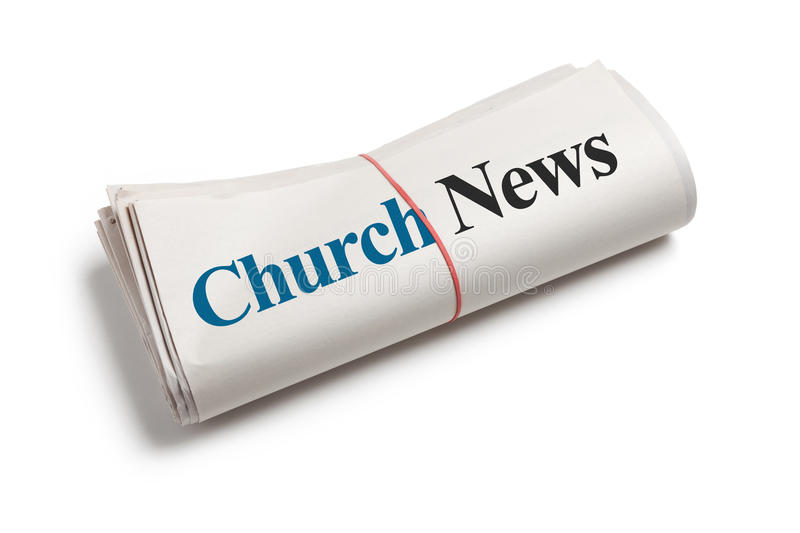Download Church News Royalty Free Stock Photo - Image: 25605755