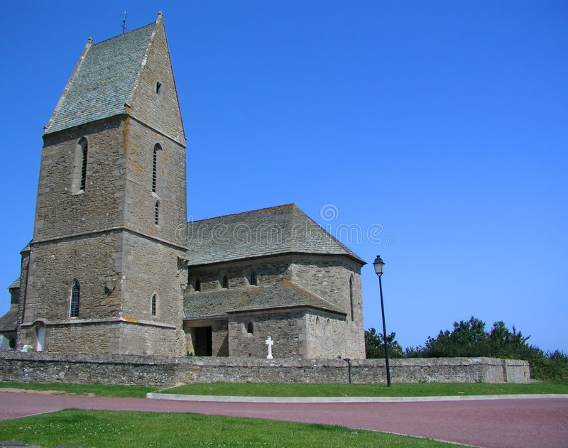 Download Church In Normandy Stock Photos - Image: 523393