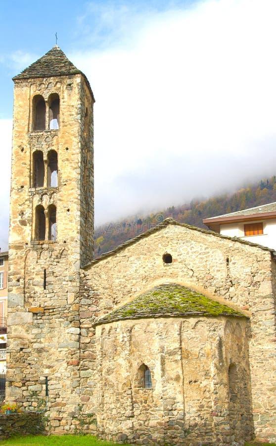 Free Church Of Mountain,Alps Valtellina Royalty Free Stock Photo - 48360535