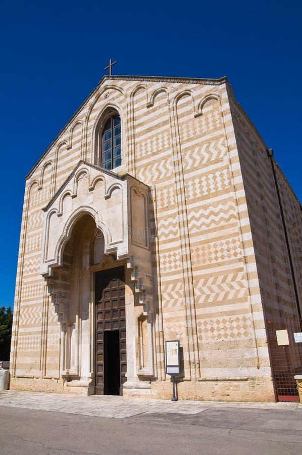 Free Church Of St. Maria Del Casale. Brindisi. Puglia. Italy. Stock Image - 32129911