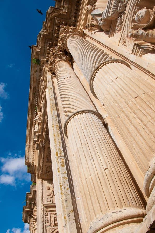 Free Church Of The Carthusian Of Sherry Stock Photo - 17793450