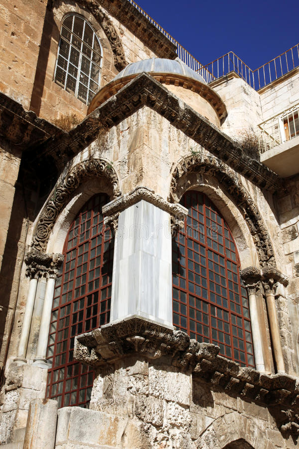 Free Church Of The Holy Sepulchre In Jerusalem Stock Image - 18139651