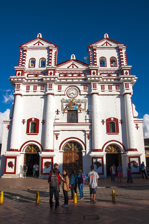 Download The Church Of Our Lady Of Carmen Editorial Stock Photo - Image: 83722063